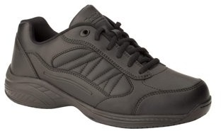 TredSafe Men's Mario Slip-Resistant Athletic Shoe, Wide Width