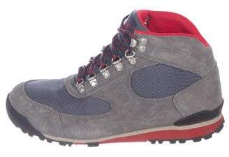 Danner Suede High-Top Sneakers