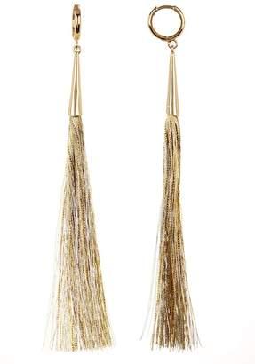 Rebecca Minkoff Long Tassel Earrings