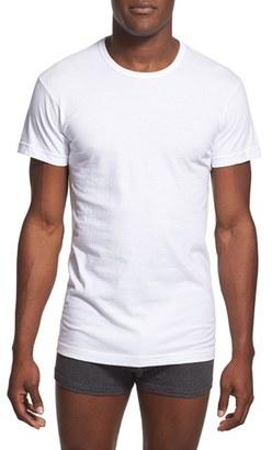 Men's 2(X)Ist Slim Fit 3-Pack Cotton T-Shirt $38 thestylecure.com