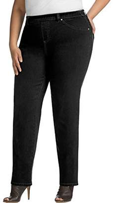 Just My Size Women's Apparel Women's Plus Size Stretch Denim Jegging