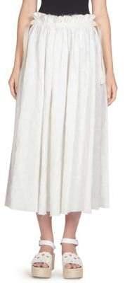 Loewe Drawstring Skirt