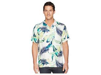 Tommy Bahama Garden of Hope and Courage Camp Shirt Men's Clothing