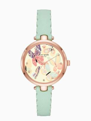 Kate Spade butterfly holland watch