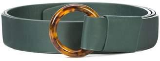 Lizzie Fortunato o-ring belt