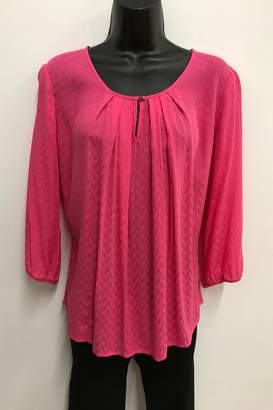 Paige Charlie Pleated Blouse