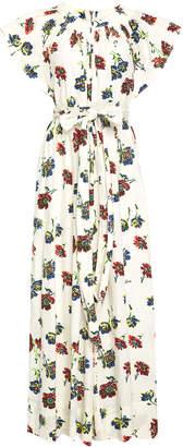 Ulla Johnson Coralie Floral Jumpsuit