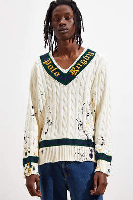Polo Ralph Lauren Cricket V-Neck Sweater
