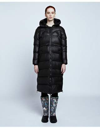 Hunter Womens Original Long Puffer Coat