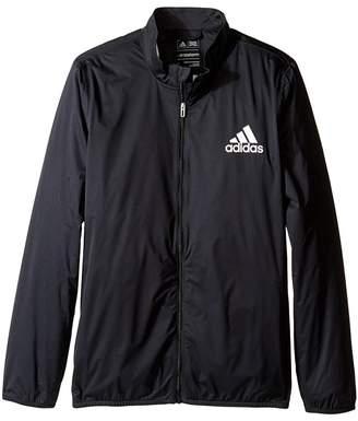 adidas Golf Kids Provisional Rain Jacket Boy's Coat