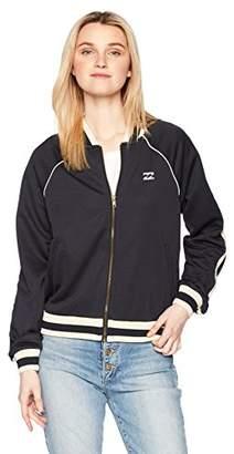 Billabong Junior's Locals Only Zip Up Fleece Jacket