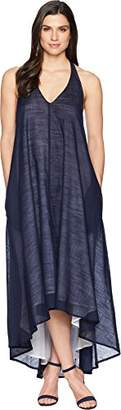Kenneth Cole Women's Racerback Twist Strap Dress