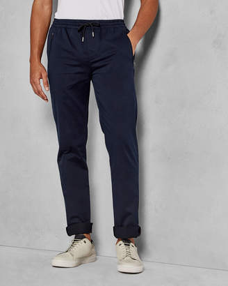 Ted Baker ZIPCUFF Slim fit zipped pocket trousers