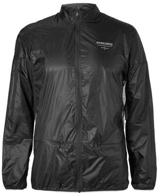 Nike x Undercover Gyakusou Packable Ripstop And Mesh Running Jacket