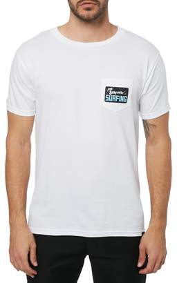 O'Neill Gone Surfing Graphic Pocket T-Shirt