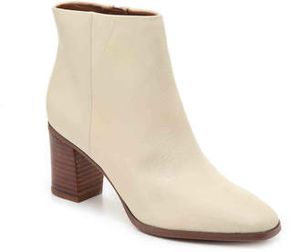de20e5999ff Franco Sarto White Leather Women s Boots - ShopStyle