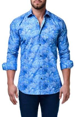 Men's Maceoo Floral Sport Shirt $148 thestylecure.com