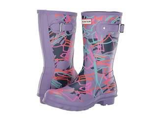 Hunter Disney Mary Poppins Original Short Rain Boots