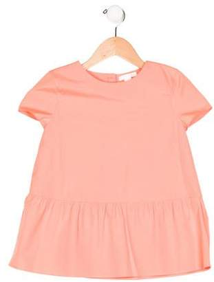 Marie Chantal Girls' Woven A-Line Top