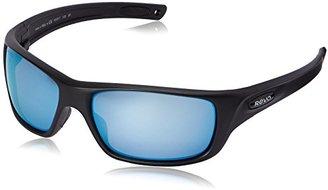 Revo Guide Ii RE 4073 02 GN Polarized Rectangular Sunglasses $109 thestylecure.com
