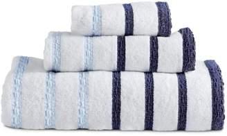 DKNY Parsons Stripe Hand Towel