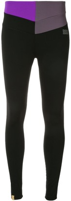 Monreal London Contour Yoke leggings