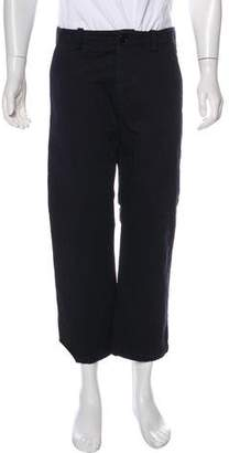 Marni Cropped Quilted Pants