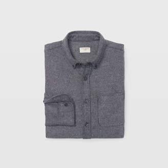 Club Monaco Slim Winter Twill Shirt