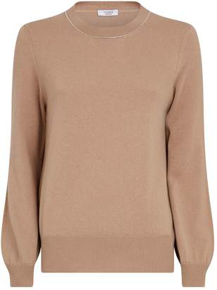 Peserico Chain Trim Sweater