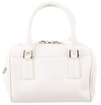 Creatures of Comfort Mini Leather Satchel