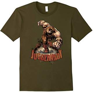 Marvel X-Men The Juggernaut Grunge Smash T-Shirt