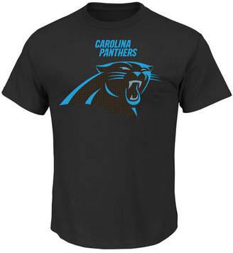 Profile Men's Carolina Panthers Critical Victory Performance Big & Tall T-Shirt