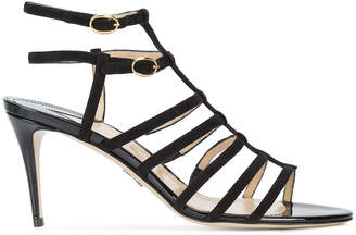 Paul Andrew double ankle strap sandals