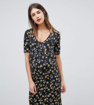 Mama Licious Mama.licious Mamalicious ditsy print dress