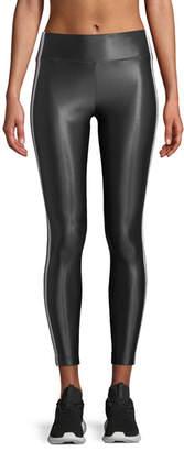 Koral Activewear Trainer High-Rise Side-Stripe Leggings
