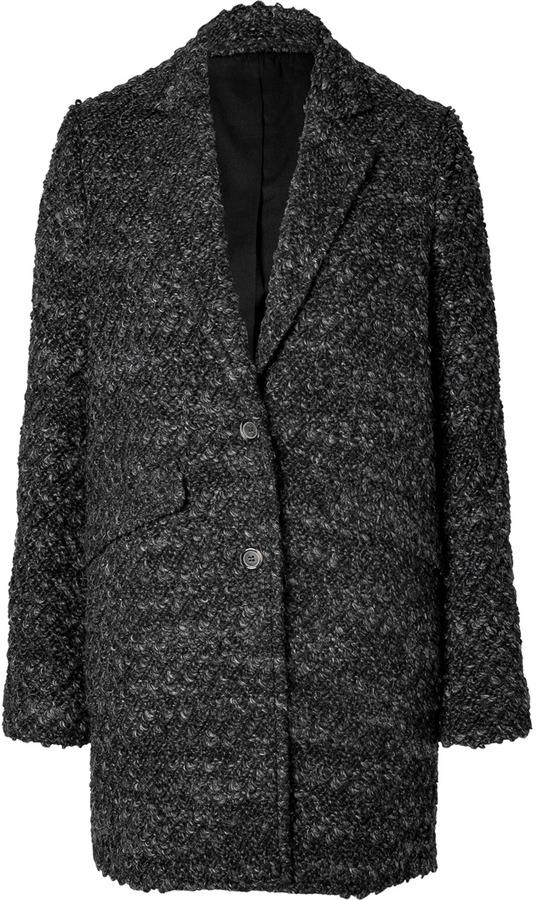 Vanessa Bruno Coat in Anthracite