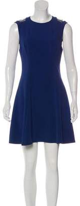 Rag & Bone Crepe A-Line Dress