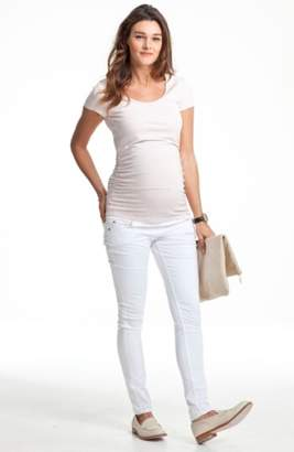 Isabella Oliver Scoop Neck Maternity Tee