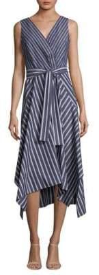 Lafayette 148 New York Demitria Striped Dress