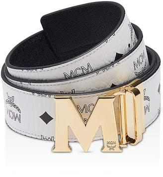 MCM Claus Reversible Belt $295 thestylecure.com
