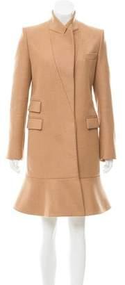 Stella McCartney Flared Knee-Length Coat