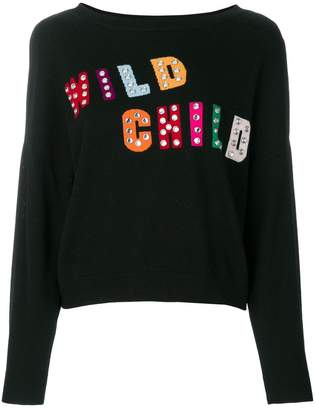 Alice + Olivia Alice+Olivia Wild Child sweater