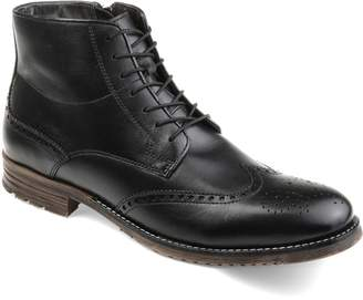 Thomas Laboratories AND VINE Ryker Wingtip Boot