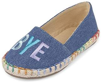 Children's Place The Girls' TG HI Bye Espadr Slipper