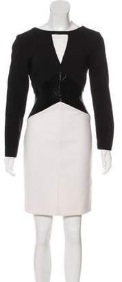Emilio Pucci Virgin Wool Dress