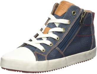 Geox Boy's J ALONISSO BOY Sneakers