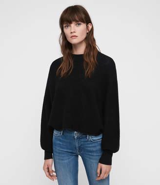 AllSaints Gene Crew Neck Sweater