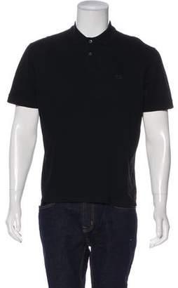 d74dd01e4d7 Gucci Embroidered Piqué Polo Shirt