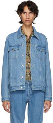 Editions M.R Blue Denim Jacket