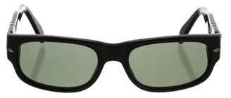 Persol Tinted Square Sunglasses